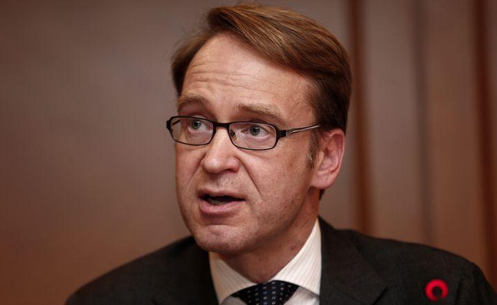 Zweifelt die Solidität der griechischen Banken an: Bundesbankpräsident Jens Weidmann