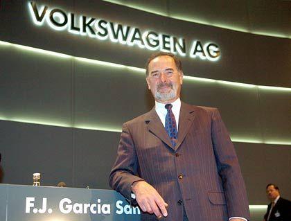 Namen werden nur mit Zustimmung der Betroffenen veröffentlicht: VW-Chef Bernd Pischetsrieder