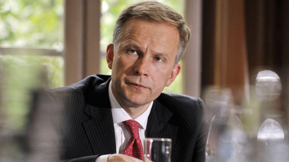 Unter Korruptionsverdacht und in Haft: Ilmars Rimsevics, Lettlands Zentralbankchef