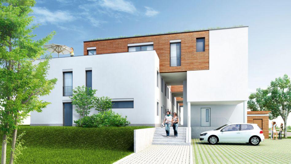 """Neues Projekt, neuer Fonds: Dieses Wohnobjekt in München wird Teil des """"Kostenlos-Fonds"""" der One Group sein"""