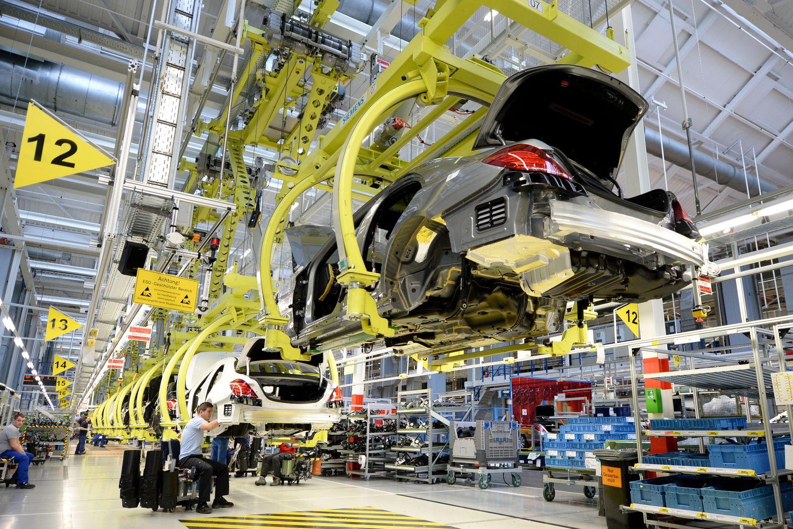 Autoindustrie/ Europa/ CO2