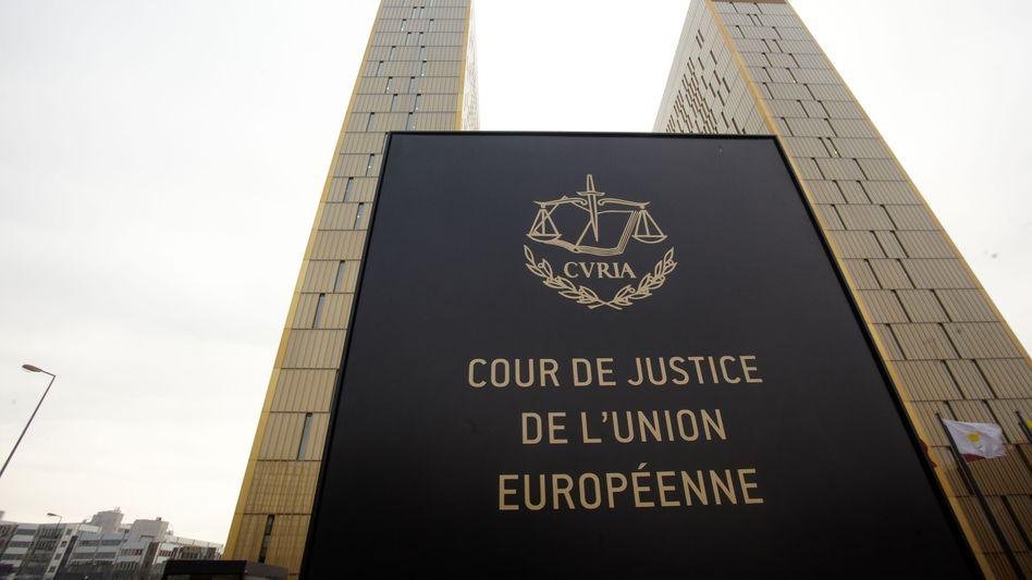 """Der Europäische Gerichtshof, das """"Top-Gericht"""" des Kontinents: Er wird sich mit Uber befassen - und seine Entscheidung dürfte weitreichende Folgen für das US-Unternehmen haben"""