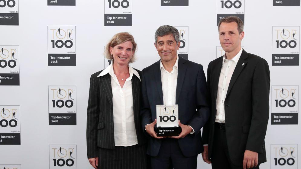 Top 100: Die innovativsten Mittelständler Deutschlands 2018