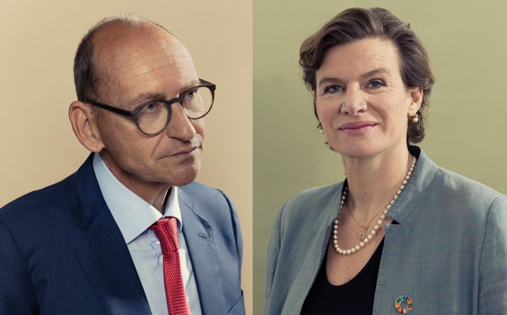 Daniel Stelter und Mariana Mazzucato: Die Ökonomen beklagen Versagen von staatlicher und von privatwirtschaftlicher Seite