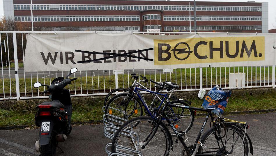 Opel-Werk in Bochum: Mehrere Tausend Mitarbeiter verlieren ihren Job