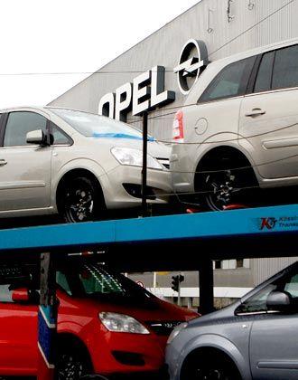 Wieder Nummer zwei: Opel hat von der Abwrackprämie profitiert