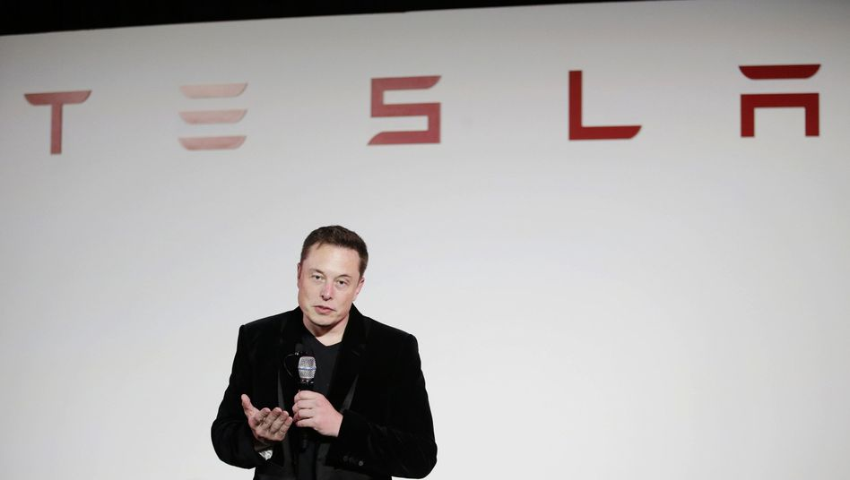 """""""Schaffen wir in 100 Tagen oder es ist gratis"""" - Tesla-Chef Elon Musk"""