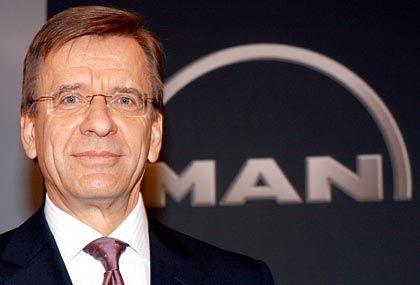 Umstritten: VW betrachtet MAN-Chef Samuelsson offenbar als Hindernis