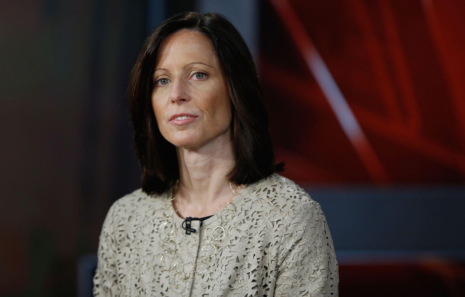 Adena Friedman Visits FOX Business Network