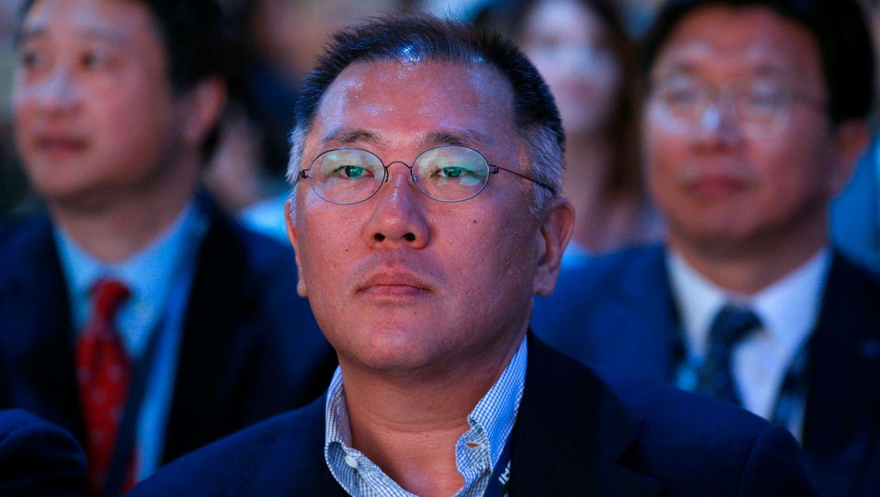 Bei Hyundai folgt der Sohn dem Vater an die Spitze - manager magazin - Unternehmen