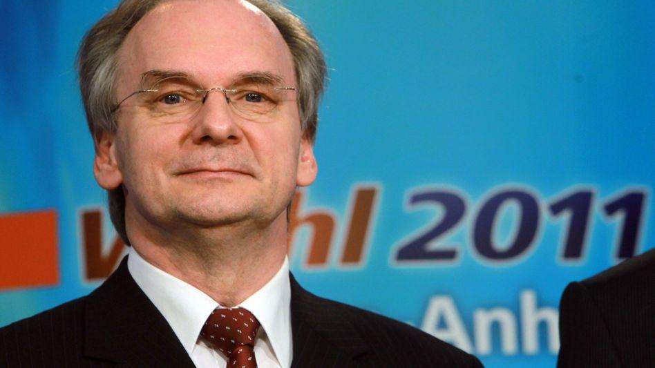 CDU-Fraktionschef Reiner Haseloff: Er wird wohl der neue Ministerpräsident