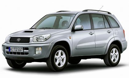 """Toyota RAV4: """"Die Toyota-Leute sind die Preußen Japans"""""""