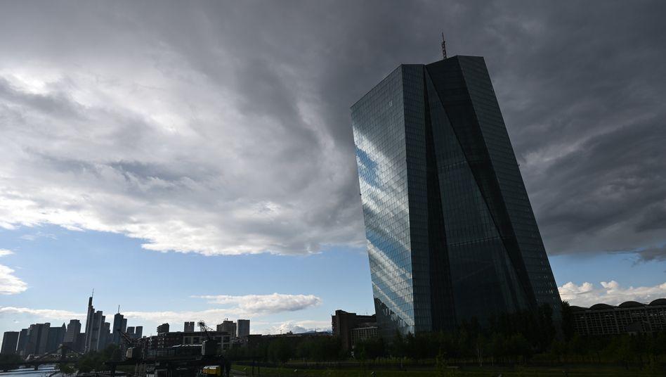 Drohszenario: Die Aufseher der EZB warnen die Institute des Kontinents.