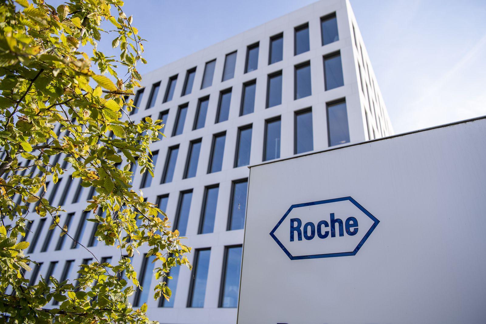 Schweizer Pharmakonzern Roche