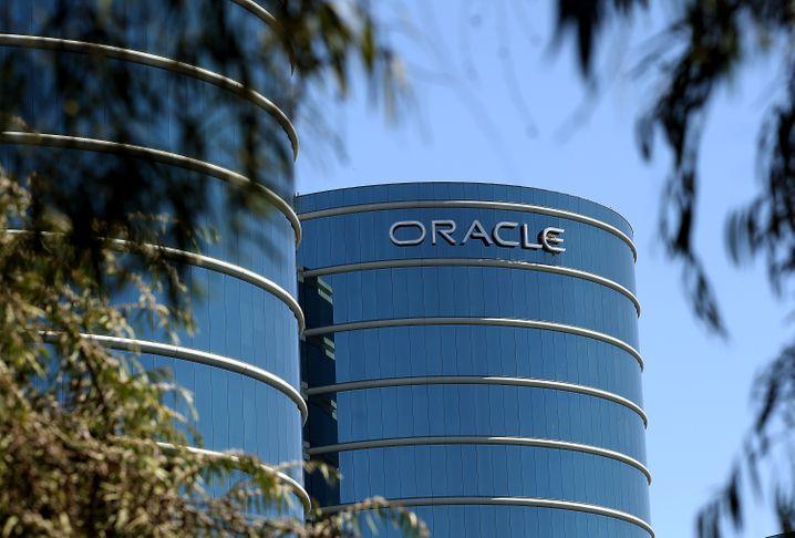 Oracle-Zentrale