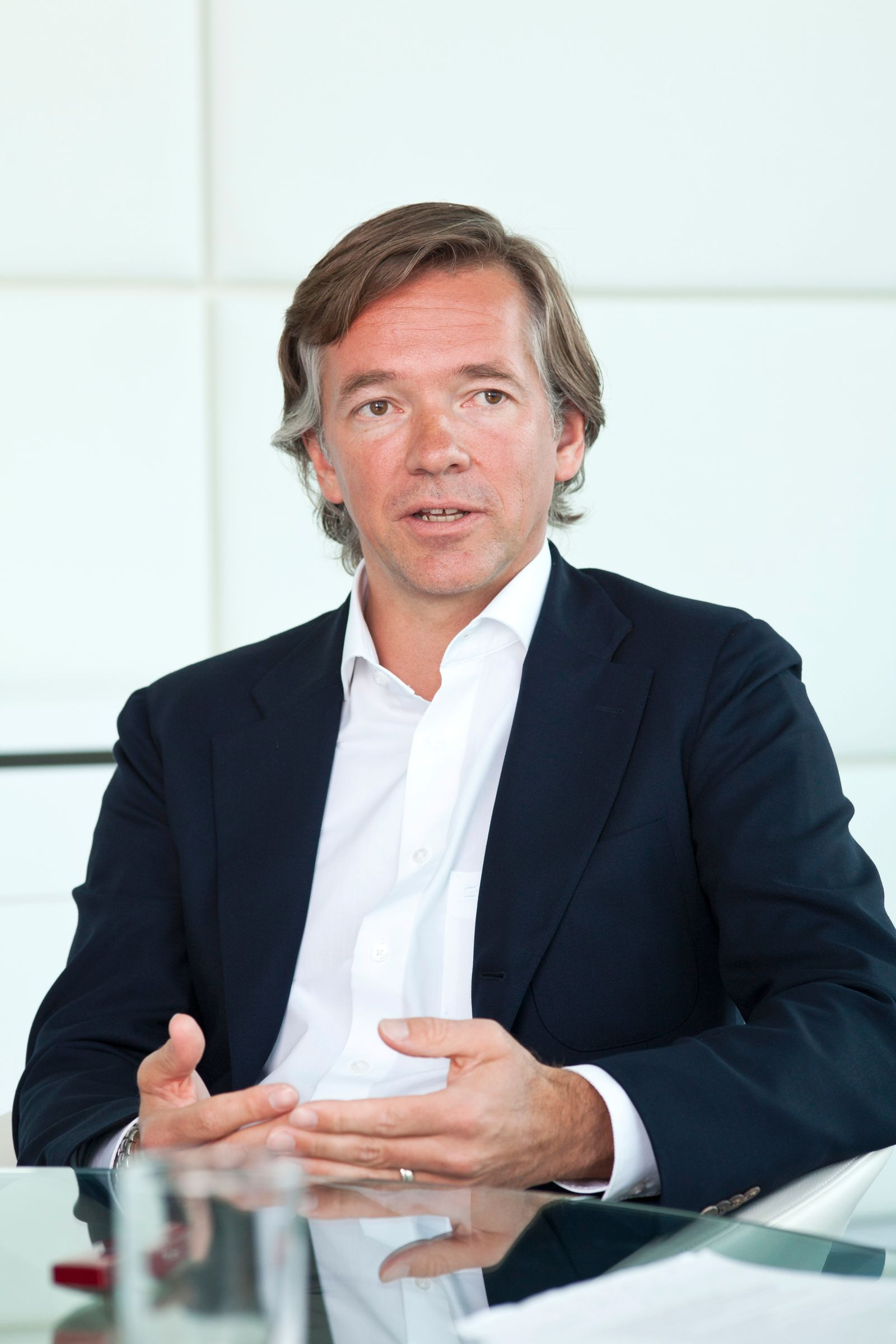 Volker Helm / CEO Initiative Germany