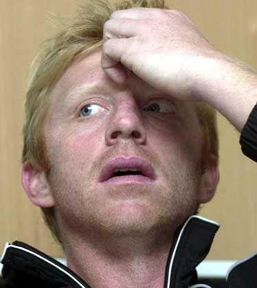 Muss er ins Gefängnis? Boris Becker