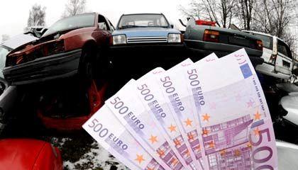 Kaufanreiz: Noch bis Mai gibt es 2500 Euro für ein Altauto beim Kauf eines Neuwagens
