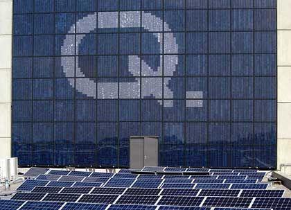 Solarkraft im Schatten: Q-Cells & Co. zogen den TecDax nach unten