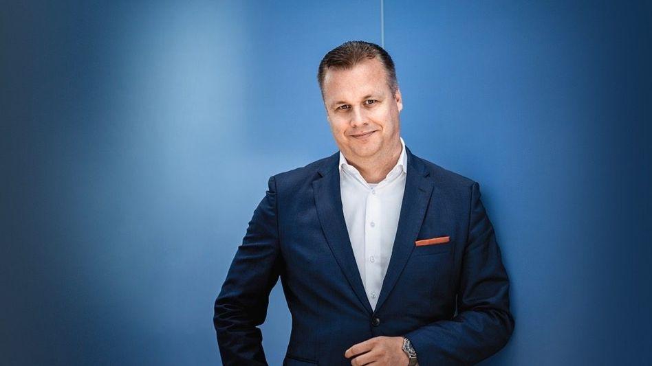 Handelsreisender: Galeria-Chef Miguel Müllenbach sucht Halt