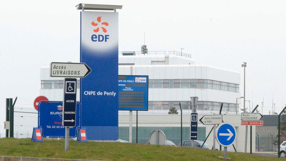 Électricité de France: Die Kosten der Stromproduktion in Frankreich steigen offenbar schneller als die Strompreise.