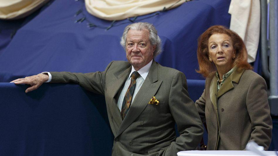 """Josef Anton """"Toni"""" Meggle: Die späten Jahre des Butterbarons sind alles andere als friedvoll."""