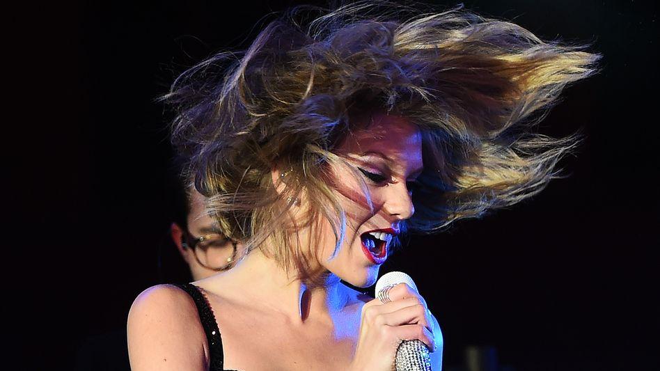 Taylor Swift: Die US-Sängerin, die Spotify einst boykottierte, kommt an dem Dienst auch nicht mehr vorbei
