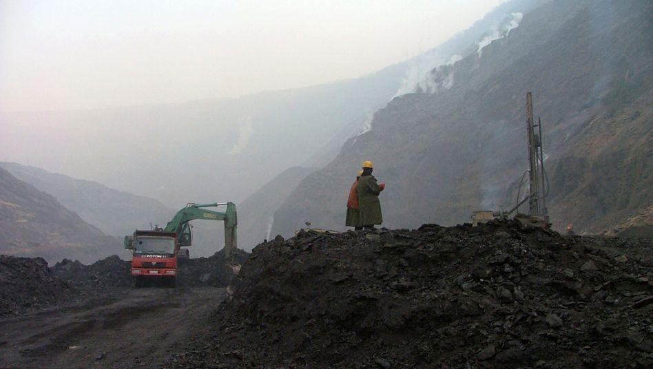 Bergbau in China: Das Land will in diesem Jahr wieder etwas mehr Seltene Erden exportieren