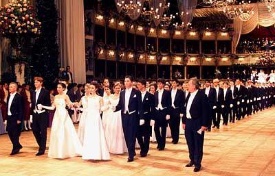 Opernball in Wien: Auf Kosten einer österreichischen Bank