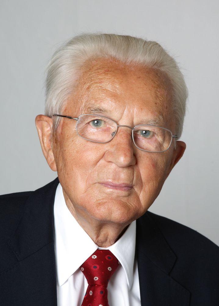 Aldi-Gründer Karl Albrecht (94) ist am vergangenen Mittwoch gestorben