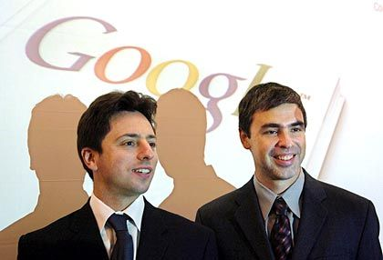 """Google-Gründer Sergey Brin, Larry Page: """"Seid nicht böse"""""""