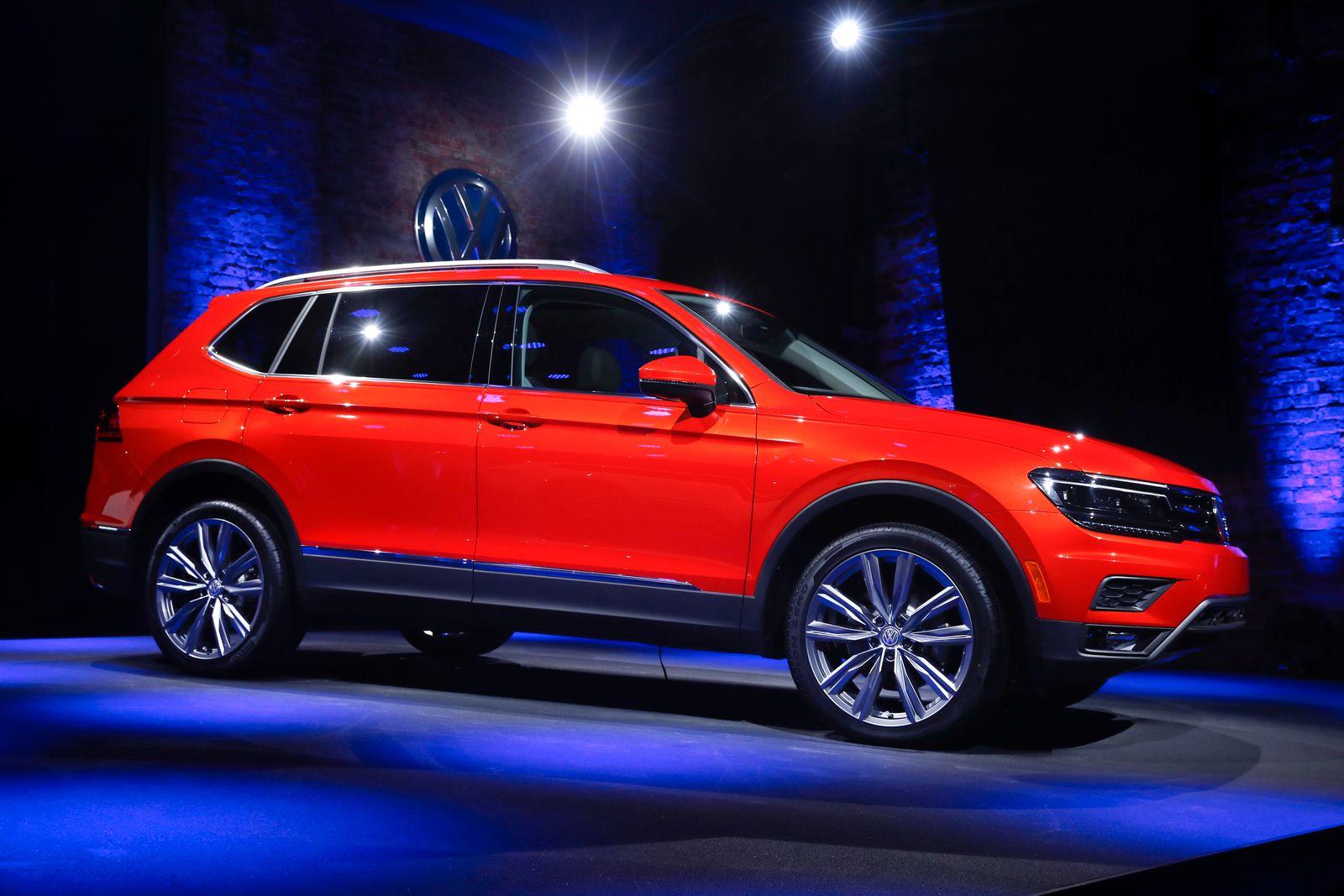 Auto Show VW