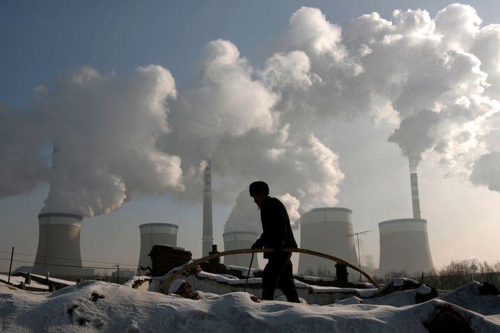 Kohlekraft in China: Die Luftverschmutzung will Norwegens Staatsfonds nicht mehr mit Investments unterstützen