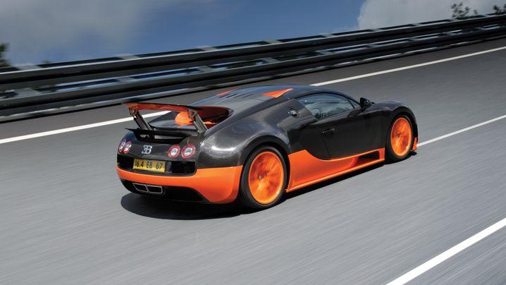 Die Supersportwagen-Schmieden Bugatti und Rimac im Überblick