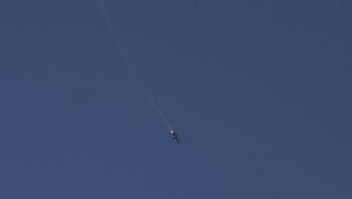 Syrisch-türkische Grenze: Der Absturz der Su-24