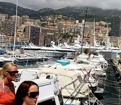 Monte Carlo: Wegbegleiter meinen, die Côte sei nicht Engelhorns Welt