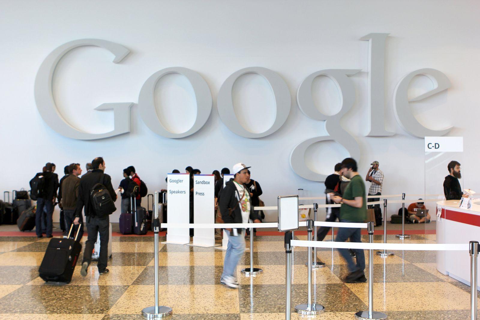 Entwicklermesse Google I/O 2013