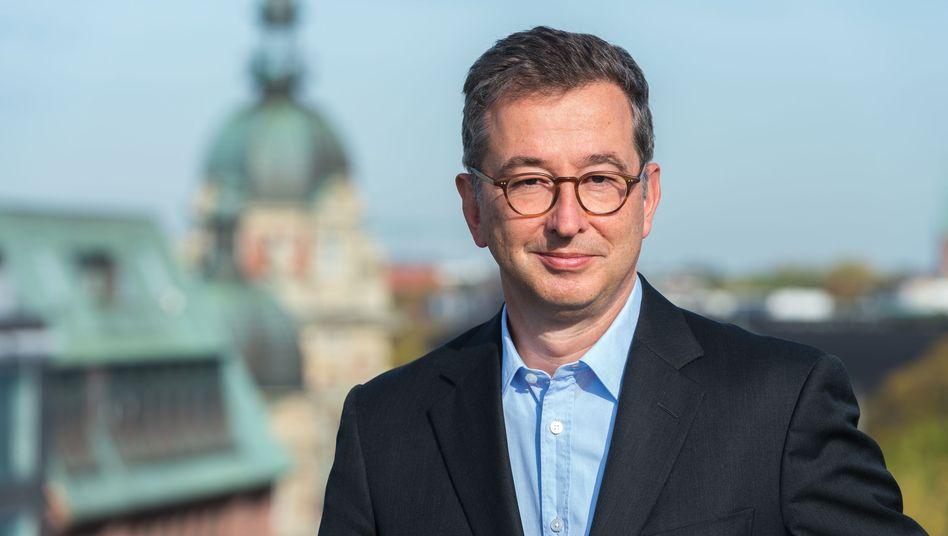 Derzeit tiefenentspannt in Sydney: Xing-CEO Thomas Vollmoeller