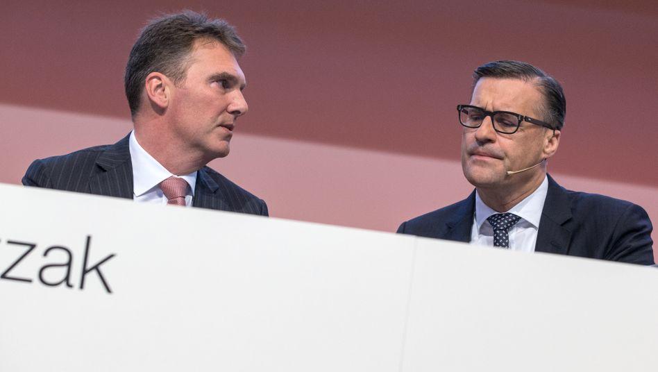 Osram-Chef Olaf Berlien: Scharfe Kritik der Aktionäre