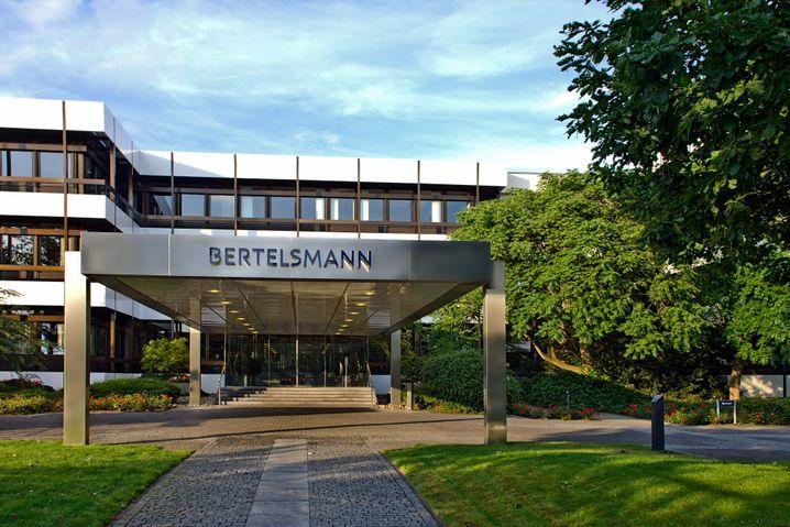 Bertelsmann-Zentrale in Gütersloh: Gleich 12.000 Mitarbeiter arbeiten hier