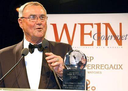 Weingourmet des Jahres: Prinz Henrik von Dänemark