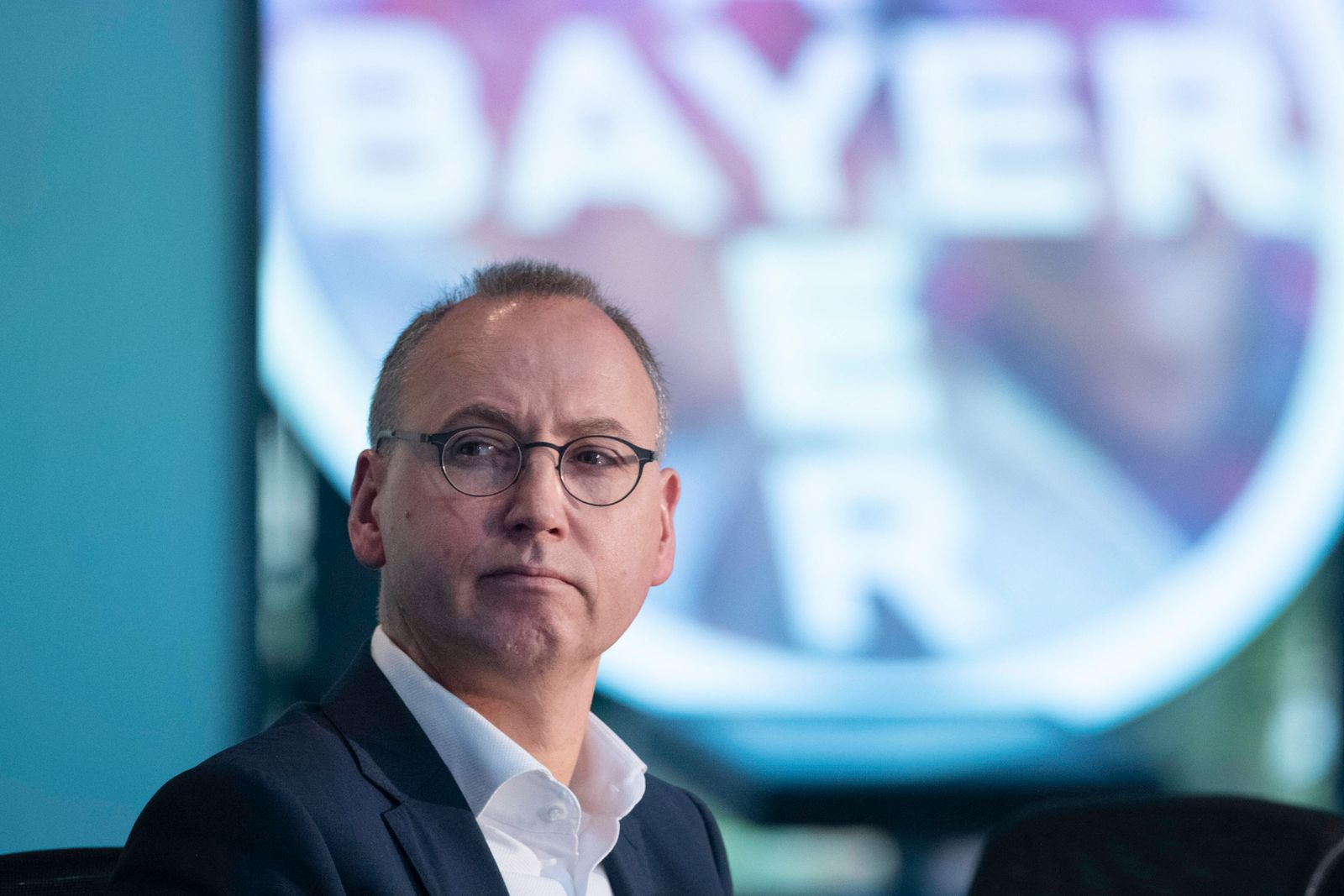 Werner BAUMANN, Vorstandsvorsitzender, CEO, Portraet, Porträt, Portrait, Angeschnittenes Einzelbild, Einzelmotiv, Bilanz