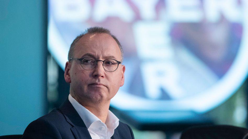 Werner Baumann: Über den Nachfolger des glücklosen Bayer-Chefs wird bereits spekuliert