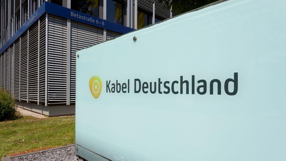 Zentrale von Kabel Deutschland: Börsenwert in drei Jahren fast vervierfacht