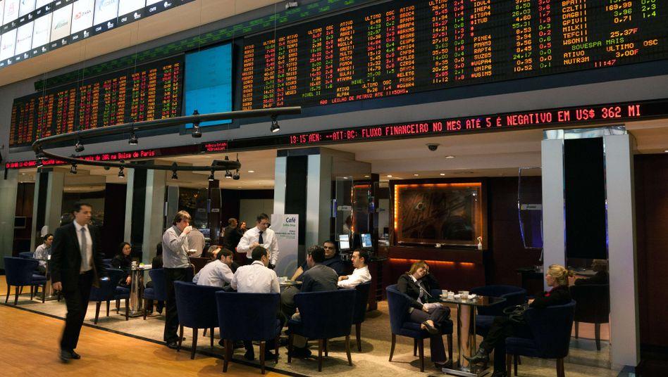 Börse São Paulo: Lebenszeichen von Brasiliens Kapitalmarkt