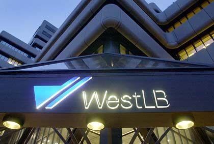 Zentrum der Ohnmacht: WestLB-Zentrale in Düsseldorf