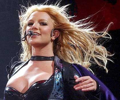 Britney Spears: Künftig für Sony BMG unterwegs