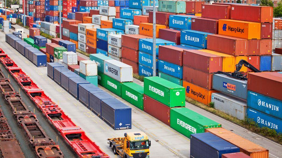 Objekt der Aufregung: Etwa 9000 Anleger haben bei Magellan 350 Millionen Euro in 160.000 Container investiert - jetzt ist die Firma pleite