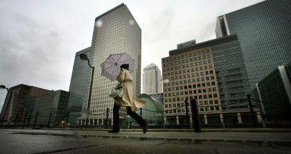 Bankenviertel London: Die britische Regierung nährt die Hoffnung auf eine Einigung bei der globalen Bankensteuer