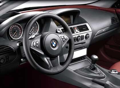 Ein Motortyp, drei unterschiedliche Sechsgang-Getriebe: Für 60.500 Euro Listenpreis gibt es den 6er in der günstigsten Ausführung als 630i mit immerhin 258 PS